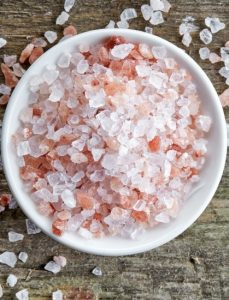 Himalayan salt can be used for many things